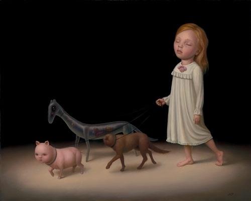 Art Attacks Online #marion #peck