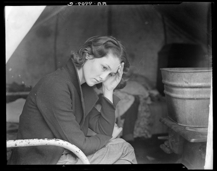 Yale University and the National Endowment for the Arts. Depression era photography|Dorothea Lange #photography