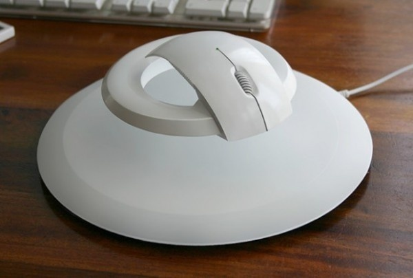 Levitating Mouse by Vadim Kibardin #levitating #kibardin #vadim #mouse