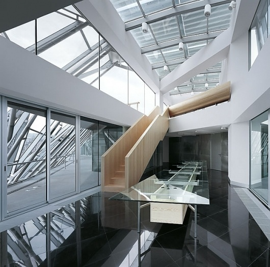 Basque Health Department Headquarters by Coll-Barreu Arquitectos | Yatzer #architecture