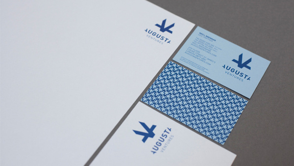 Work Augusta Moving Brands – an independent, global creative company #print #branding #stationery