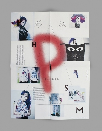NEO NEO | Graphic Design | Prism #poster