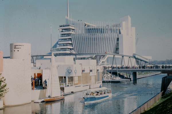 Expo 67 pavillion | Flickr Photo Sharing! #expo #montreal #world #fair #67