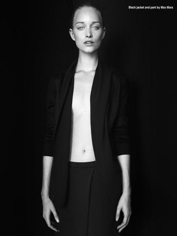 Emma Ahlund by Adrian Nina for Fashion Gone Rogue #fashion #model #photo