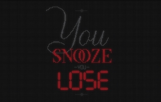 Ed Nacional | design / typography / illustration #snooze #typography