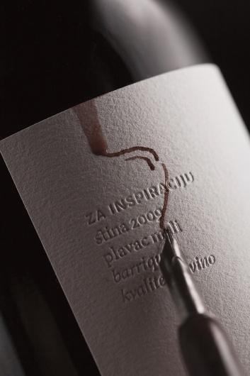 bruketa&zinic: wine for inspiration #wine #identity #branding