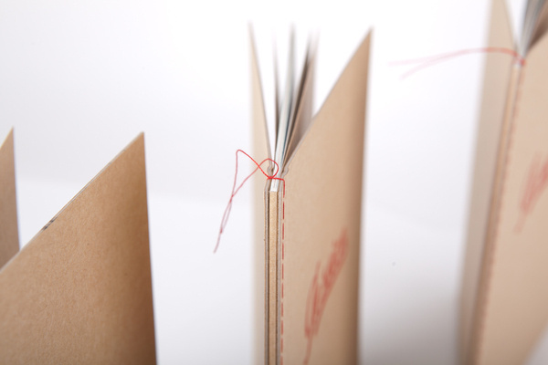 Jessica Hische on Behance #binding #book