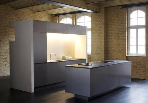 Loft Apartment Berlin by Thomas Wienands #interior #design #architecture #deco #decoration