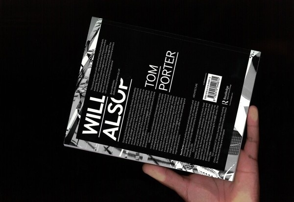 Will Alsop. The Noise. Tom Porter. Routledge. — Boyce — Design and Art Direction #book
