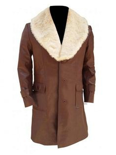 """Happy 52nd birthday to the funny and talented #WillFerrell on July 16, 2019! #TopCelebsJackets Offers this awesome #Coat from His Movie, """"#Anchorman2TheLegendContinues"""" as #RonBurgundy."""