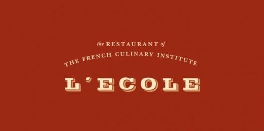 Strohl—Brand Identity, Packaging & Trademark Design #strohl #red #restaurant #french #logo