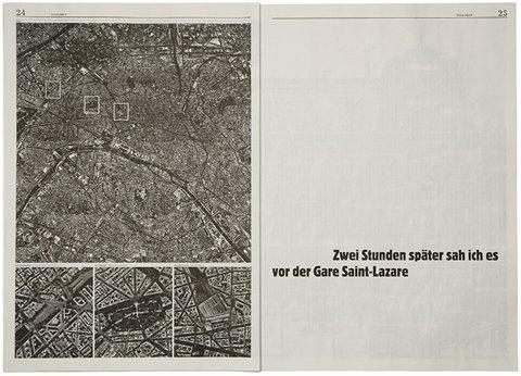 FFFFOUND! | marcus kraft: stilübungen #grid #photography #arial #type #paper