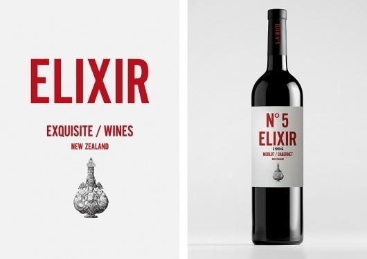 1.jpg (920×650) #packaging #elixir #wine