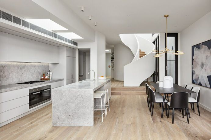 Cressy Townhouses , Megowan Architectural 3