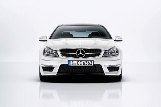 Mercedes-Benz 2012 C63 AMG Coupe | Hypebeast #c63 #car #amg #benz