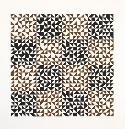 The Josef & Anni Albers Foundation #anni #movement #geometric #aquatint #second #1972 #iv #etching #albers