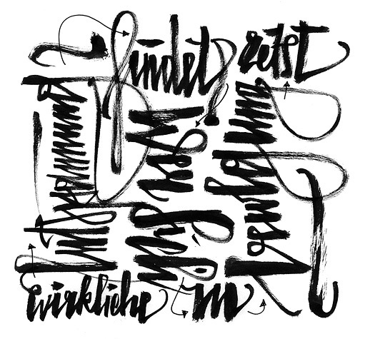Letman #calligraphy #letman #black #ptypograhy