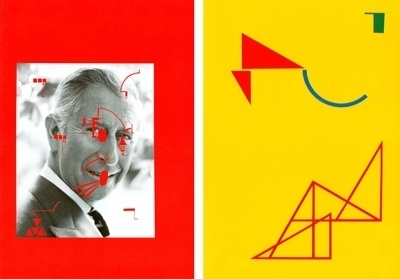 untitled diptych (alchemy) - Gordon Magnin #diptych #graphic #magnin #gordon