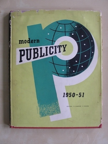 Tumblr #modern #1950 #book #publication #publicity #cover #illustration