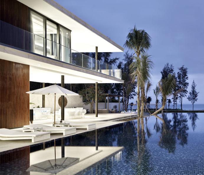 Chenglu Sea-view Villa complex by GAD architecture - #architecture, #house, #home, home, architecture