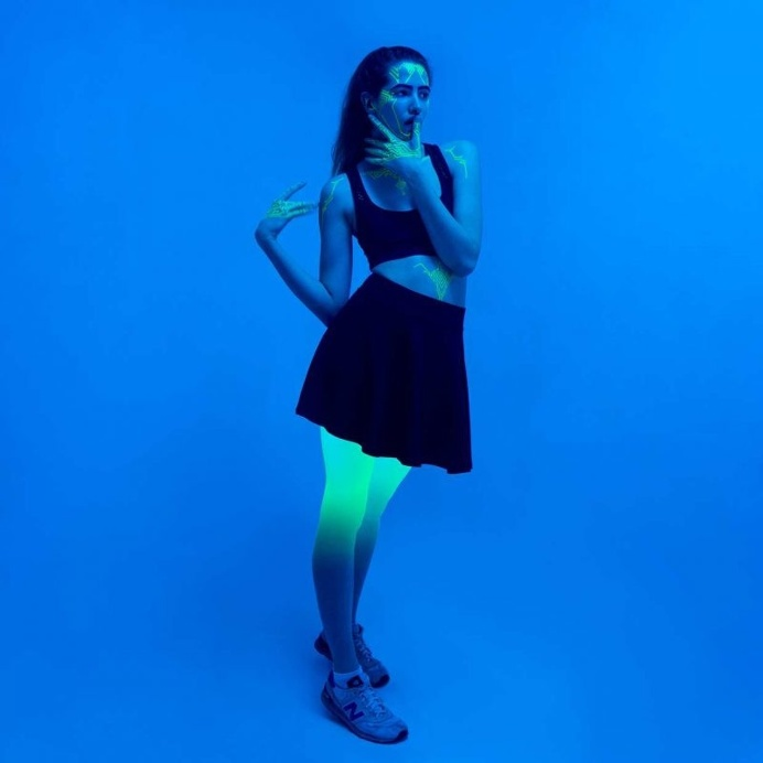 Beautiful Neon-Colored Photography by Slava Semenyuta
