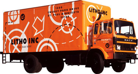 Truck 1 #truck #orange #delivery #anderson #csa #charles