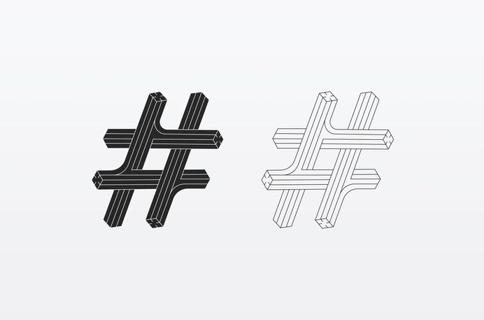 Audi Magazine — Typographic Illustration on Behance