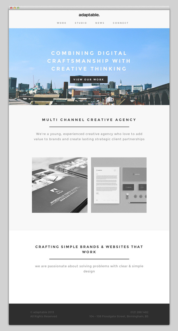 Adaptable #website #layout #design #web