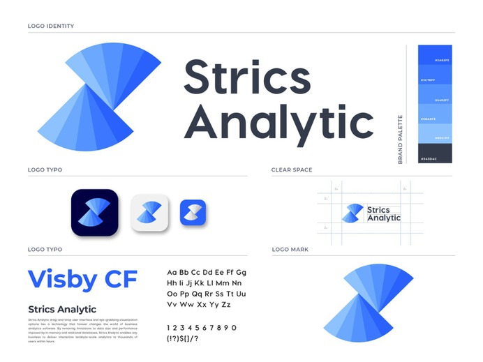 Branding and Logo Design Examples for Inspiration — #71