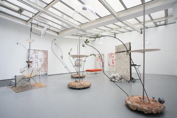 CJWHO ™ (David Douard at Valentin) #gallery #installation #design #illustration #valentin #douard #art #david