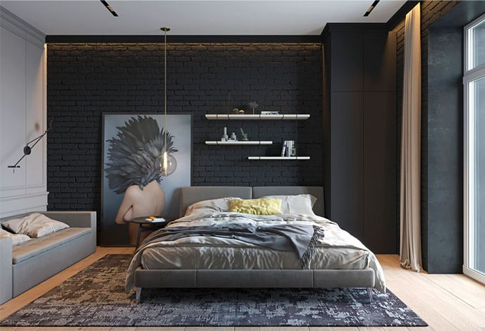 Apartment in Kiev by ZOOI studio