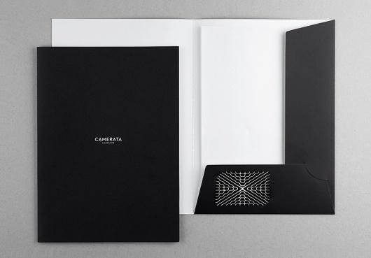 Camerata Lausanne (New) : DEMIAN CONRAD DESIGN #print #identity #stationery