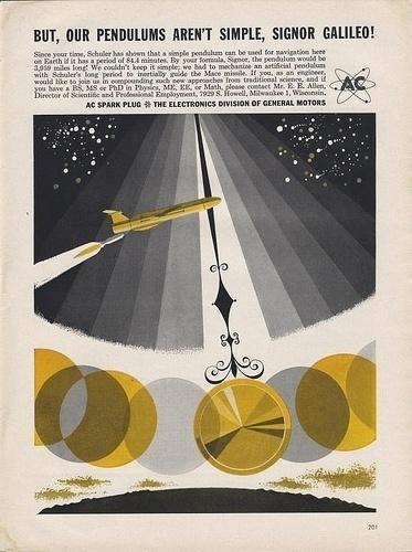 AC Spark Plug Ad | Flickr - Photo Sharing! #page #illustration #graphic #vintage