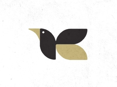 Dribbble - Logo Exploration: Flying Creature 03 by Carl Bender #logo #bird