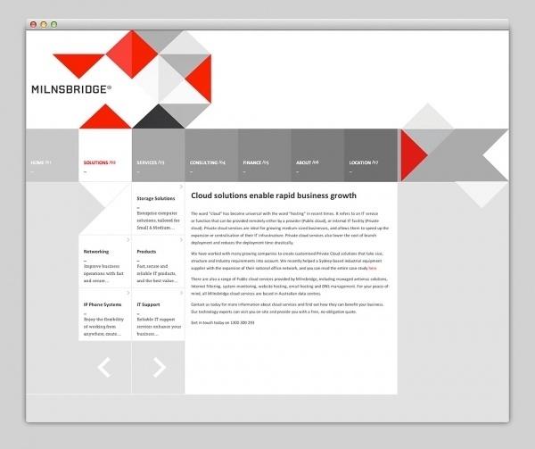 Websites We Love #based #design #website #grid #webdesign #web