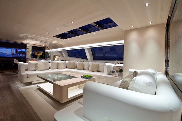CJWHO ™ (Zefira Superyacht by Fitzroy Yachts Superyacht...) #design #interiors #yacht #zefira #fitzroy #yachts #sailing #photography #sports #superyacht #luxury