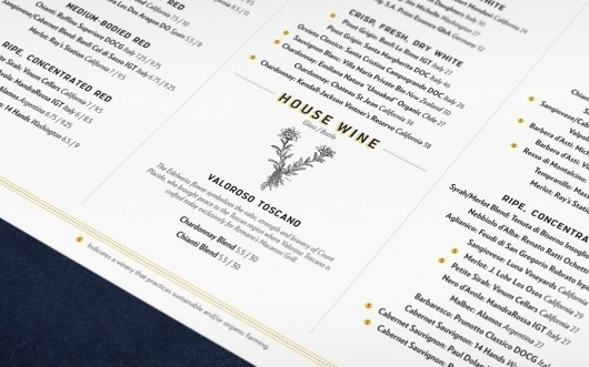 Graphic-ExchanGE - a selection of graphic projects #menu #identity #stationary #restaurant