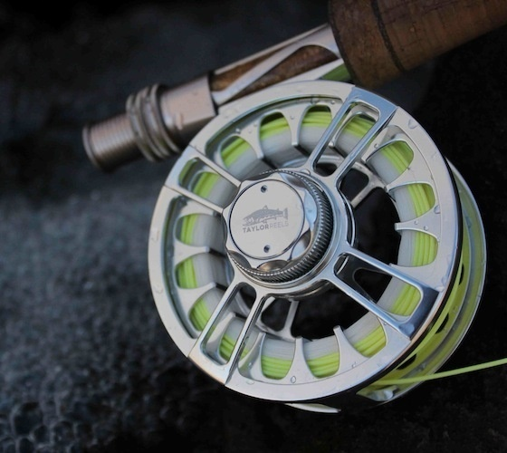 Taylor Fly Fishing Reels #gadget