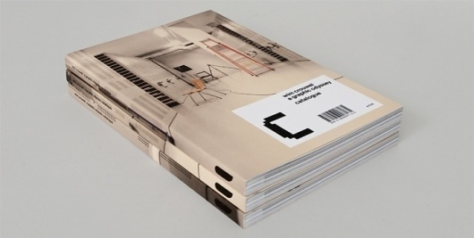 Unit Editions — Wim Crouwel - Catalogue, Cover No.3 (Unit 04) #design #graphic #book #cover #spin #crouwel #wim #typography