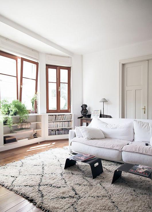 Anne Claire Rohé Photography souk rug #interior #design #decor #deco #decoration