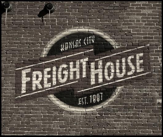 KANSAS CITY FREIGHT HOUSE   Flickr - Photo Sharing! #brick #kansas #house #city #freight #environment #wall