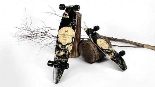 Category: Talents » Jonas Eriksson #skateboard #wood #log