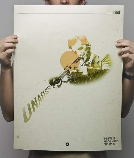 unaffected | Flickr - Photo Sharing! #design #graphic #poster
