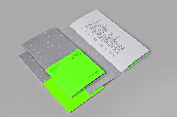 Freja Hedvall Designing a Modern Heritage #invitation #fluorescent #way #design #graphic #totebag #finding #exhibition #freja #identity #poster #stationery #moving #typography