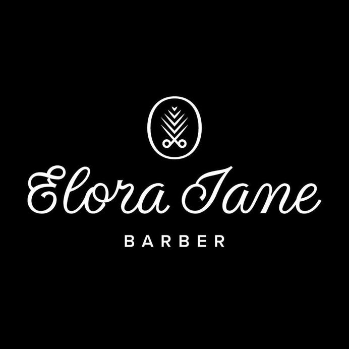 Will Dove #barber #branding #logo #pineapple #shears #script #lettering
