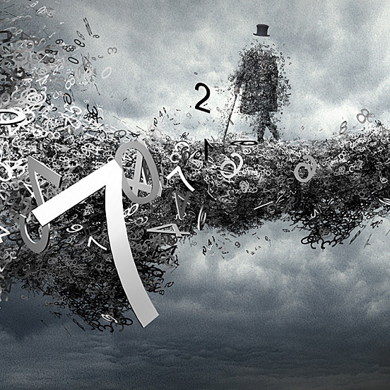 Numbers Man #type #image