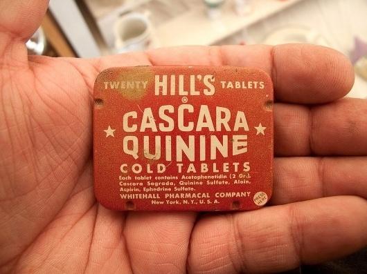 All sizes | Cascara Quinine. | Flickr - Photo Sharing! #orange #retro #tablets #draplin #vintage #futura #typography