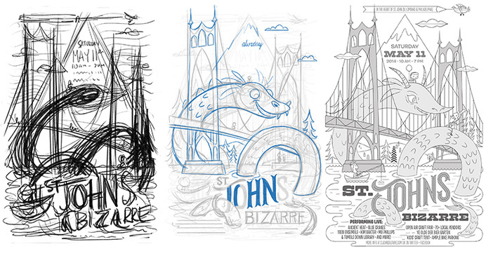 Sketches #sketches #process
