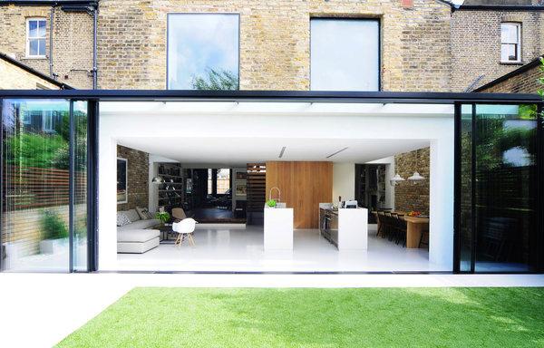 Two Houses Become One: HomeMade by Bureau de Change #interior #design #decor #deco #decoration