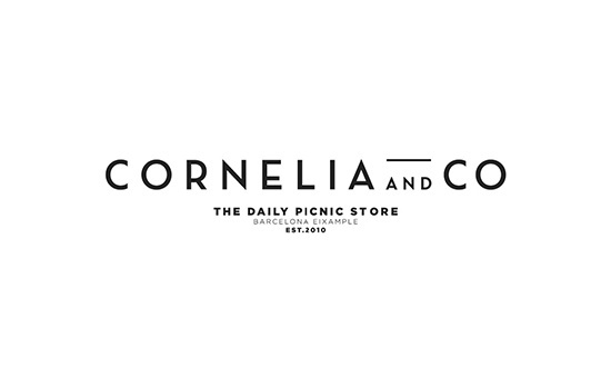 Cornelia and Co Logo Design